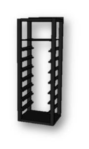 Picture of Zucchetti | Armadio Rack Slot 8+1 - Cod. ZST-RACK-H1