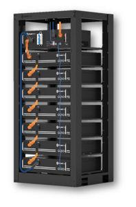 Picture of Zucchetti | Kit batteria Pylontech H48050A 16.8 kWh