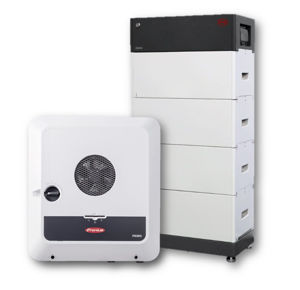 Picture of Fronius | Kit ibrido monofase Primo GEN24 4.6 Plus - BYD HVM 11 kWh