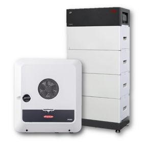 Picture of Fronius | Kit ibrido monofase Primo GEN24 5.0 Plus - BYD HVM 16.6 kWh