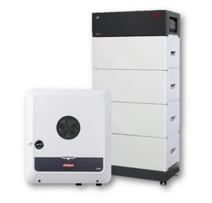 Picture of Fronius | Kit ibrido trifase Symo GEN24 10.0 Plus - BYD HVM 11 kWh