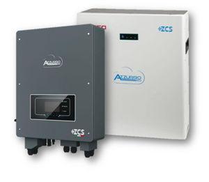 Picture of Zucchetti | Kit Ibrido Monofase 1PH HYD 6000 - WECO LV 10 kWh