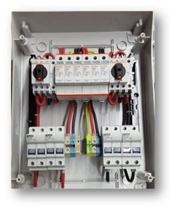 Picture of Quadro DC per 3 Stringhe 2 Uscite (600V)