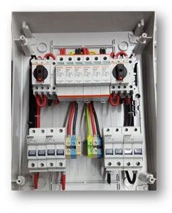 Picture of Quadro DC per 3 Stringhe 2 Uscite (1000V)